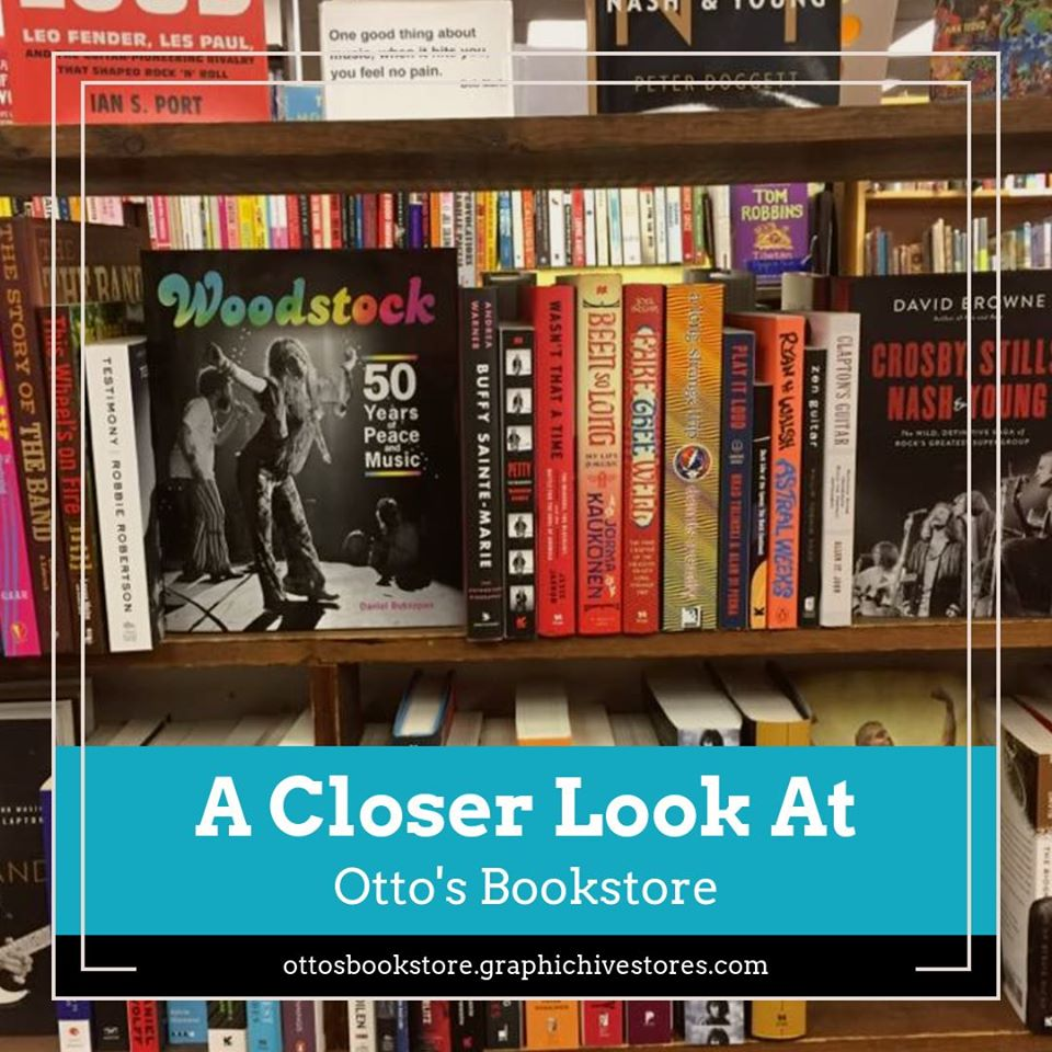 A Closer Look At: Otto's Bookstore
