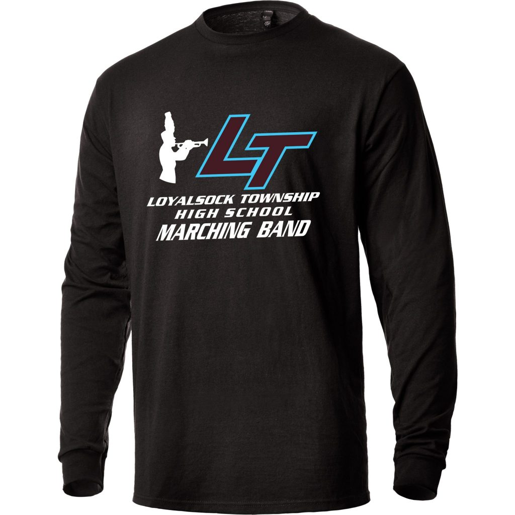 Loyalsock Township High School Marching Band ~ Long Sleeve