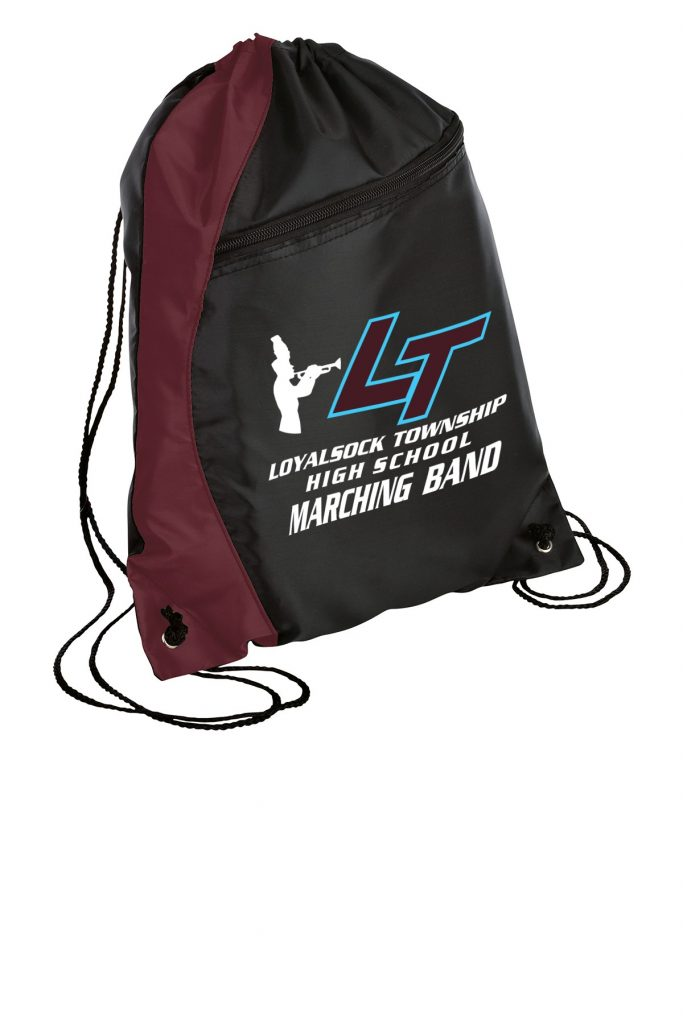Loyalsock Township High School Marching Band ~ Cinch bag