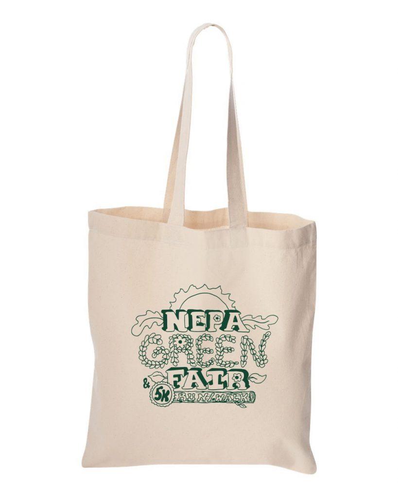 NEPA Green Fair Bag