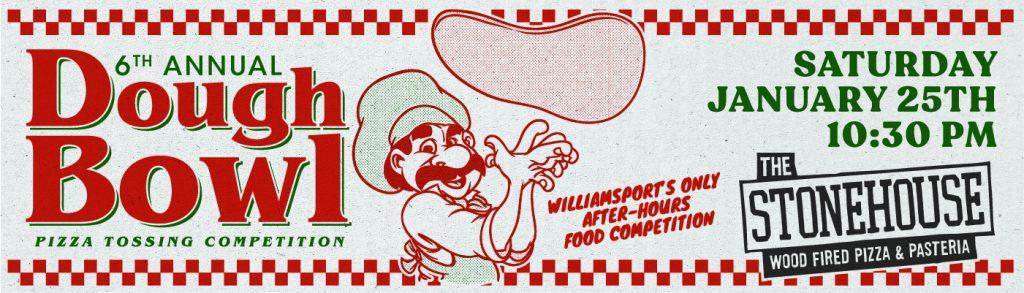 The Stonehouse Dough Bowl Billboard Design
