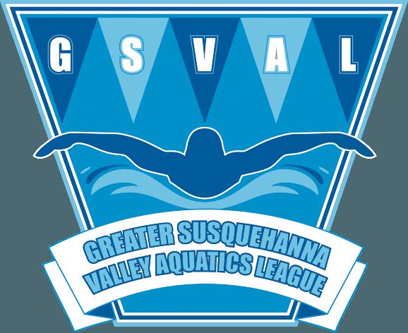 Williamsport Waves Swim Team Logo