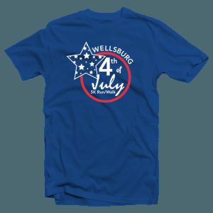 Wellsburg 4th of July 5K Run/Walk