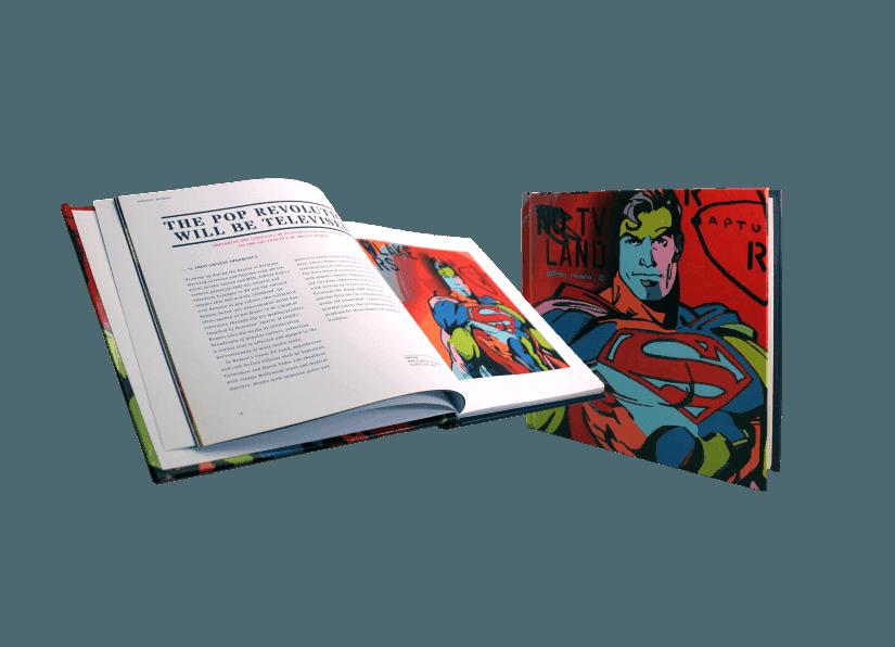 Johnny Romeo: TV Land Hardcover Art Book
