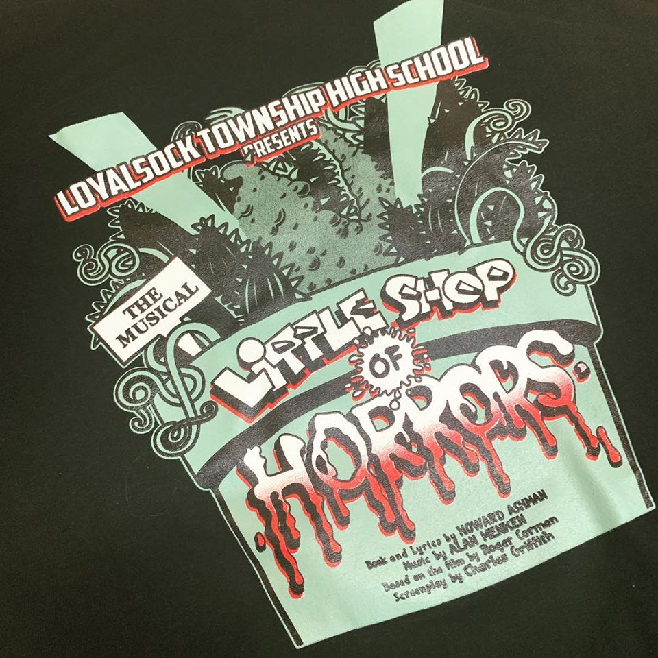 Little Shop of Horrors shirts