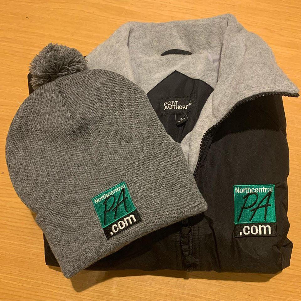 NorthcentralPA.com Hats and Jackets