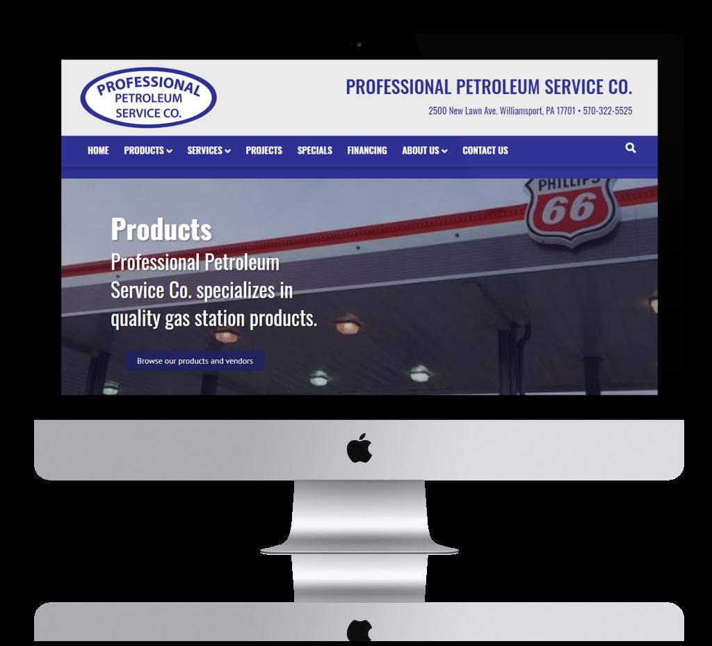 Professional Petroleum