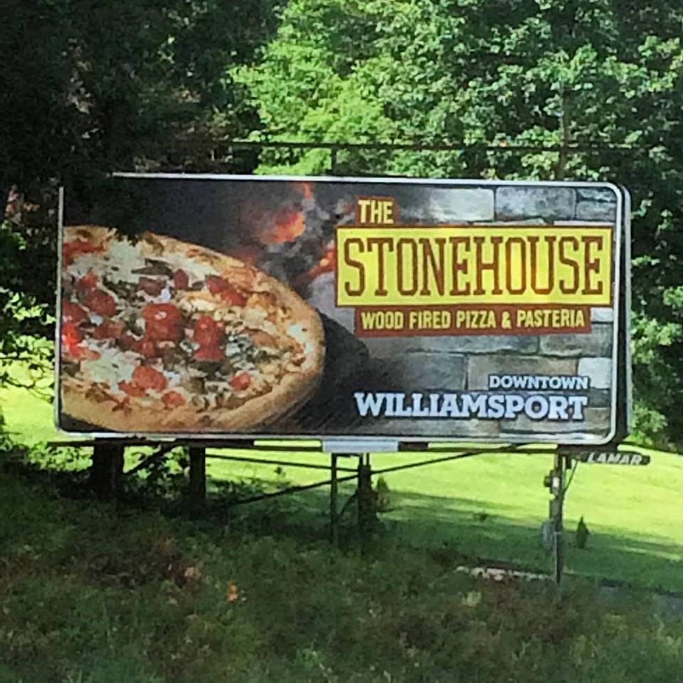 The Stonehouse Billboard